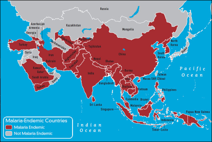 Map Of Monsoon Asia Countries.Map Of Asia Countries Only