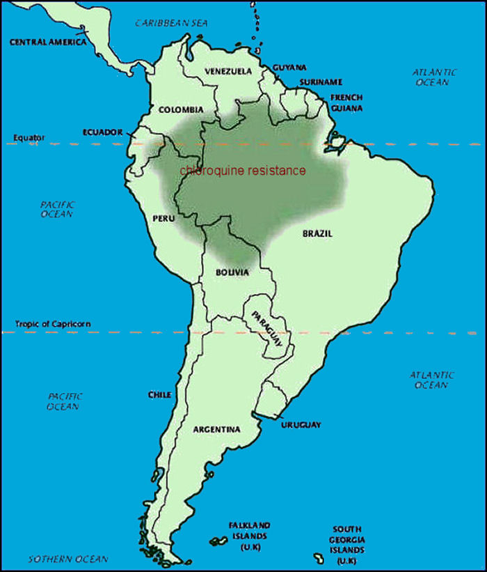 South America Orinoco River MapOrinoco River Map