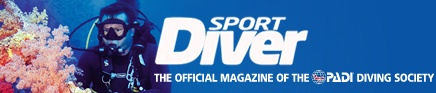 Sport Diver - The Official Magazine of the PADI Diving Society